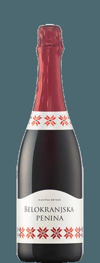 Rdeča belokranjska penina Šturm