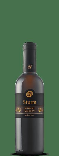 Rumeni muškat ledeno vino Šturm