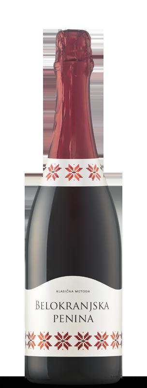 Šturm - Belokranjska penina - rdeča 0.75 l