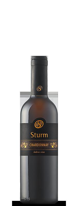 Šturm - chardonnay ledeno vino - zlata kolekcija 0.375 l