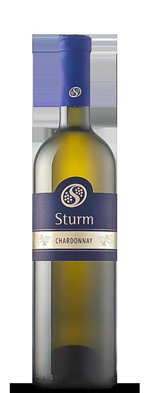 Šturm - chardonnay - modra kolekcija 0.75 l